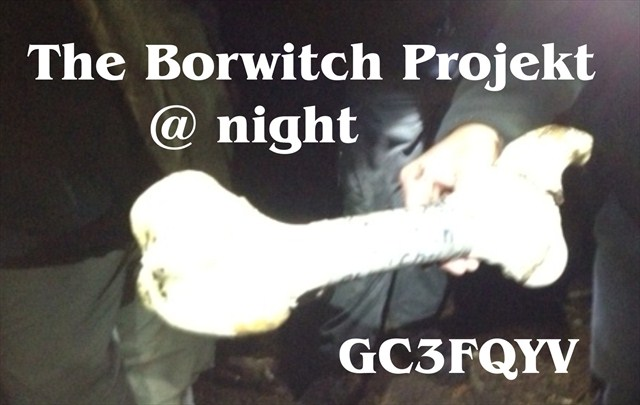 The Borwitch Projekt-at-night